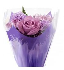 Túi đựng hoa giấy bóng kiếng