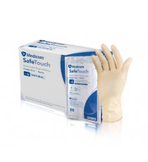 Túi giấy tráng PE đựng găng tay y tế