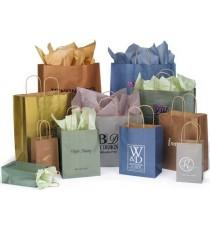 Túi giấy Shopping quai giấy xoắn