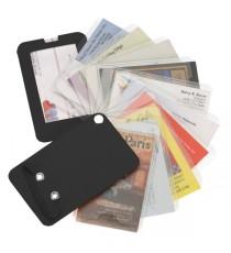 Túi PVC đựng thẻ