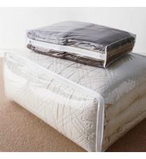 Túi PVC zipper đựng chăn, drap, nệm