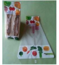 Túi đựng bánh mì sandwich tam giác